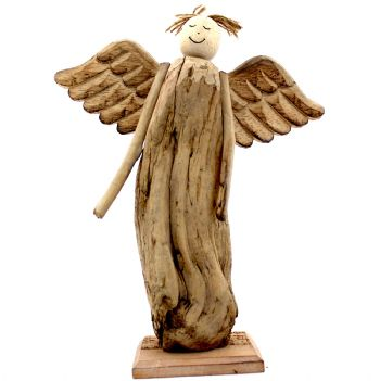Collectable|Unique Gift|Driftwood Angel|Handmade